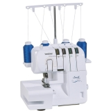 overlock Brother 2104 D