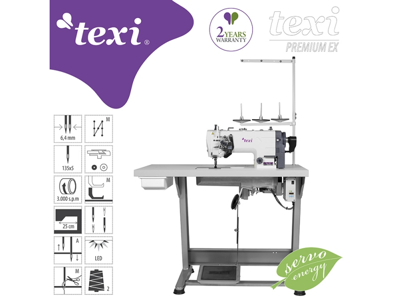 TEXI TWIN MS PREMIUM EX